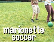 Marionette Soccer