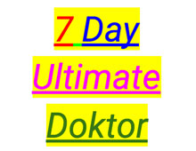7 Day Ultimate Doktor