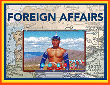 Foreign Affairs Game Show